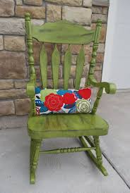 Outdoor Wooden Rocking Chairs For Sale Top 25 Best Rocking Chair Redo Ideas On Pinterest Rocking Chair