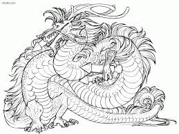 complex coloring pages of dragons coloring pages complex coloring