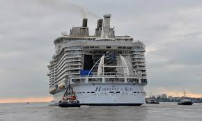 royal caribbean will take delivery of harmony of the seas this