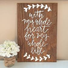 wedding quotes signs best 25 wedding wall decorations ideas on diy wedding