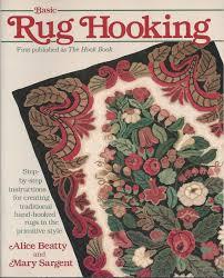 Hooked Rug Patterns Primitive Kris Miller From Spruce Ridge Studios