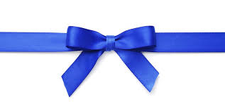 blue bows blue ribbon bow clipart 32
