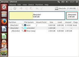 format exfat partition ubuntu partition your hard drive the easy way with gparted