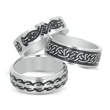 wedding rings steel images Stainless steel rings archives novell wedding bands jpg