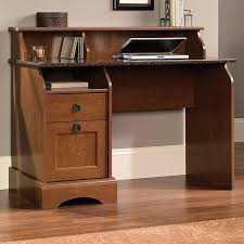 writing desk with drawers charlton home barker writing desk with hutch reviews wayfair