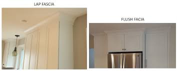 how to install kitchen wall cabinets with crown molding crown install options kitchen gallery
