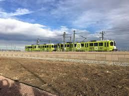 Rtd Denver Light Rail Schedule Long Awaited Rtd Light Rail R Line Through Aurora Opens Fox31 Denver
