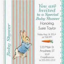 rabbit baby shower baby shower invitations rabbit baby shower invite at minted