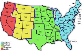 map of time zones in the usa printable usa map of time zones time zone map time zone map of us printable
