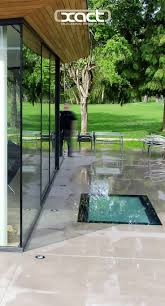 22 best xact pure glass flat roof light images on pinterest