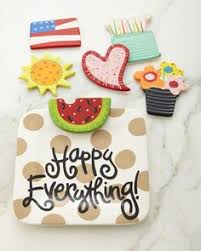 happy everything platter sale mayzie s happy everything neutral cookie jar feather your nest