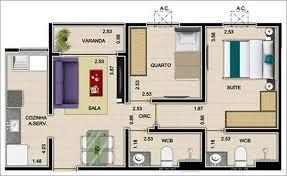 Conhecido Como calcular o metro quadrado de um apartamento &MQ39