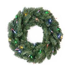 large outdoor lighted christmas wreaths sacharoff decoration