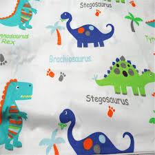 aliexpress com buy dinosaurs cotton fabric patchwork tissue