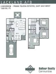 Fort Drum Housing Floor Plans Lackland Afb Family Housing