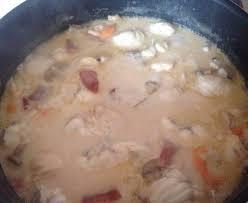 cuisiner la lotte marmiton blanquette de lotte et jacques recette de blanquette de