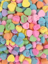 necco hearts conversation hearts simple and healthy foods
