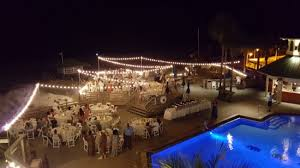 wedding reception on our pool deck picture of the beach house