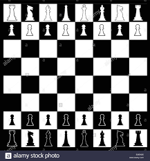 Chess Board Design Chess Board Layout Stock Vector Art U0026 Illustration Vector Image