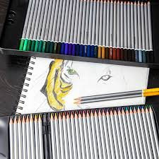 amazon com colore watercolor pencils water soluble colored