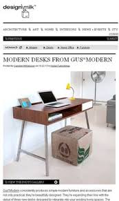 Gus Modern Desk Gus Modern Our Pawn Stool Is A Subject For This