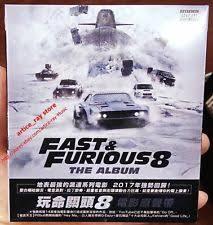 fast and furious 8 in taiwan pitbull album music cds ebay