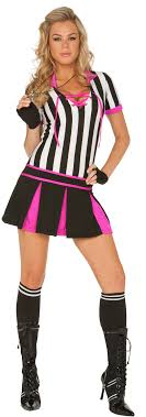 referee costume time out trixie referee costume mr costumes