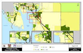 Map Of Punta Gorda Florida by 2035 Pop Emp Maps U2013 Charlotte County U2013 Punta Gorda