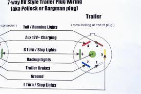 7 pin trailer wiring harness diagram gooddy org bright round