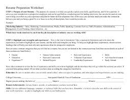 Resume Preparation Sample by Resume Preparation Resume Writing Tips Based On The Numerous