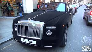 purple rolls royce velvet rolls royce drophead walkaround in london youtube