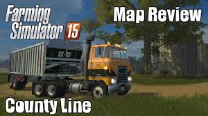 fs15 usa map farming simulator 15 county line map showcase