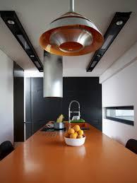 Island Kitchen Hoods Orange Island Black Dining Chairs Pendant Lamp Kitchen Hoods White