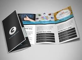 social media brochure template social media marketing brochure template mycreativeshop