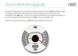 nest wiring diagram for nest thermostat wiring diagram u2013 valvehome us