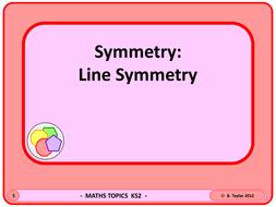 symmetry line symmetry ks2 by magictrickster teaching