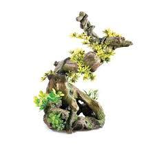 classic biorb aquarium ornament bonsai driftwood 12 inch