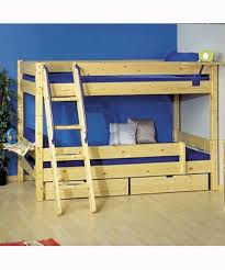 Thuka Bunk Bed Thuka Bunk Bed Length Bunk Bed With Slanted Ladder Option To