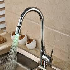 changer robinet evier cuisine en gros et au dé promotion moderne led changement de couleur