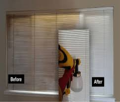 Can You Steam Clean Vertical Blinds On Site Blind Cleaning The Window Valet Blind Cleaning Madison