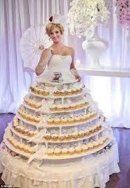 are these the worst wedding dresses ever haircuts and wedding cake