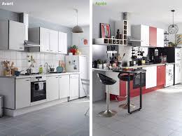 moderniser une cuisine en ch e avant apr s relooker une cuisine en 48h leroy merlin con relooker sa
