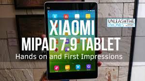 fastest android tablet fastest android tablet xiaomi mipad 7 9 tegra k1 on