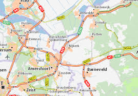 nijkerk netherlands map map of nijkerk michelin nijkerk map viamichelin