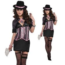 1920s Halloween Costume 1920s Gangster Costume