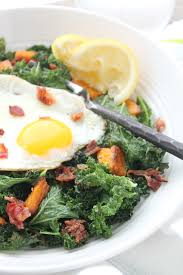 roasted kale salad adds green to your winter lifestyle
