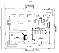 Colonial House Floor Plans by Southern Style House Plan 3 Beds 3 5 Baths 3060 Sq Ft Plan 17