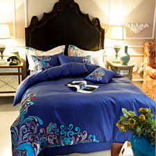 Bedding Sets Blue Online Get Cheap Pink Brown Comforter Sets Aliexpress Com