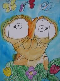 leo the late bloomer coloring page marymaking leo the late bloomer