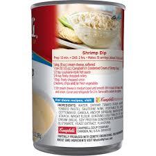 Campbell Kitchen Recipe Ideas by Campbell U0027s Cream Of Shrimp Condensed Soup 10 5 Oz Walmart Com